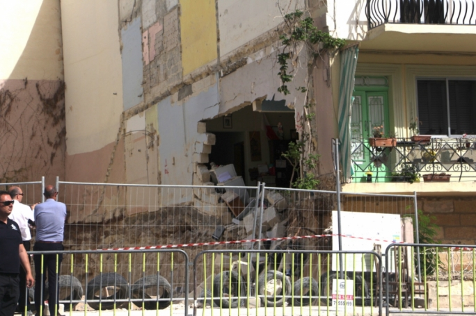 The last Gwardamanga apartment to cave in followed another just up the road and another apartment collapse in Mellieha in the space of two months