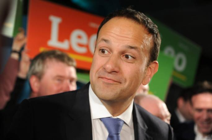 Prime minister, Leo Varadkar, is facing the prospect of going to the polls next month (Photo: Politico)