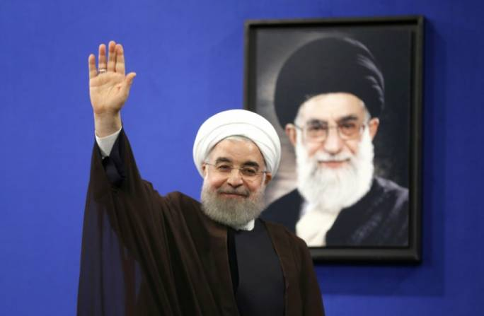 Iran's President Hassan Rouhani said the country did prefer to stick with the nuclear deal