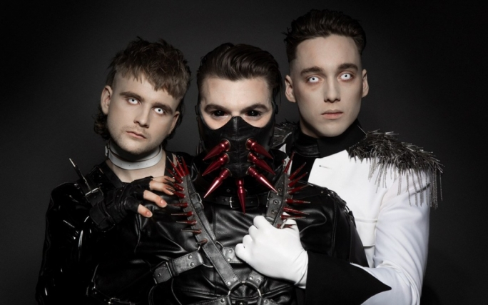 Icelandic techno-punk act Hatari