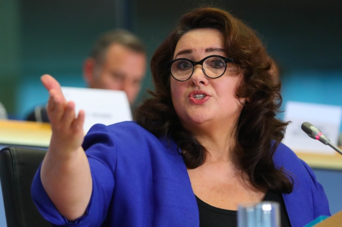 Helena Dalli said she wanted the EU to ratify the Istanbul Convention