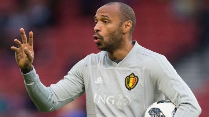 Thierry Henry appointed as Monaco's manager