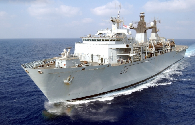 HMS Bulwark to join Mediterranean rescue efforts after diplomatic dispute