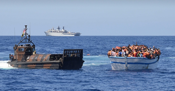 Wikileaks reveals EU anti-smuggler operation seeks invitation to enter Libyan waters