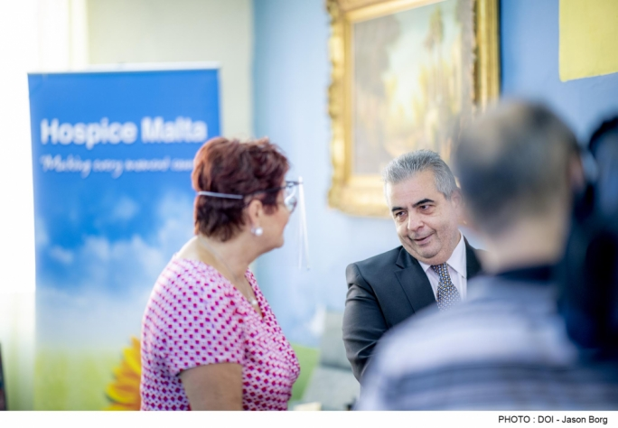 €1 million to Hospice Malta amid COVID-19 effects