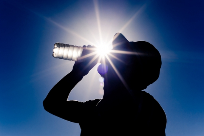 Maximum temperature set to rise, health warning issued