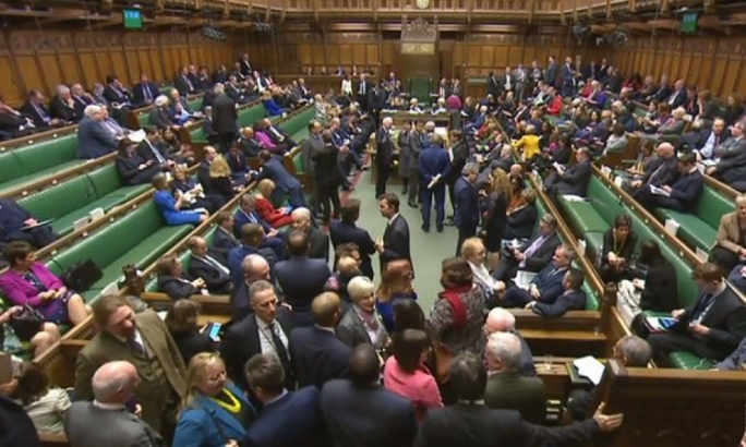 Brexit: MPs vote to take control of Brexit process for indicative votes