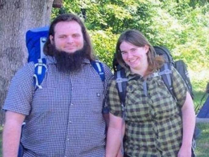 Caitlan Coleman and her husband Joshua Boyle went missing whilst hiking in Afghanistan (Photo: ABC News)