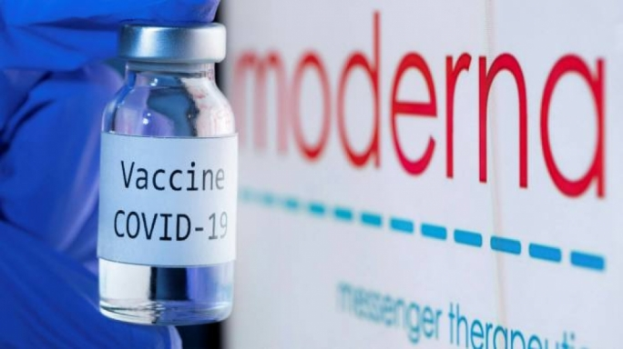 Moderna COVID-19 vaccine can be stored in normal fridges, company says