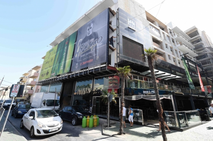 The Hugo's brand today covers a substantial portion of Paceville real estate