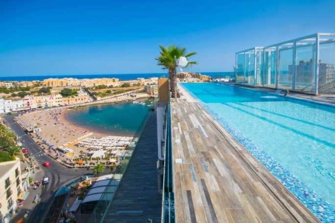 Hugo's hotel is just one of the myriad of establishments the entrepreneur owned in Malta's entertainment capital