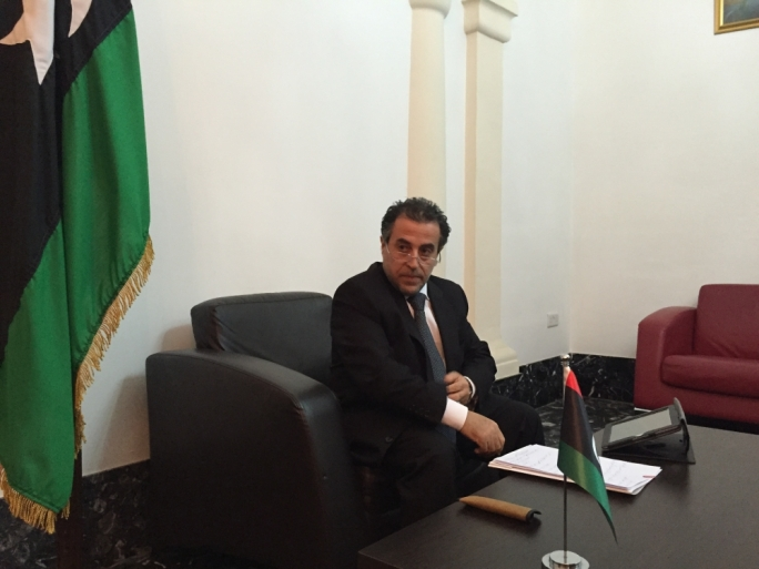 Libyan chargé d'affaires says draft peace talks 'unfit' to end Libyan crisis