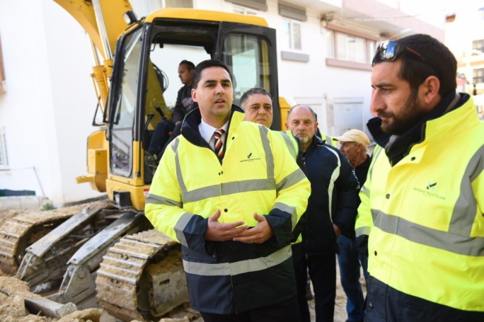 [WATCH] €700 million Malta roads project starts with surfacing of unbuilt roads