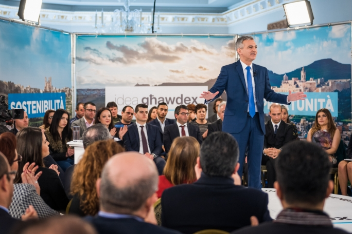 Opposition leader Simon Busuttil says the PN's inluence in Gozo could still be felt today