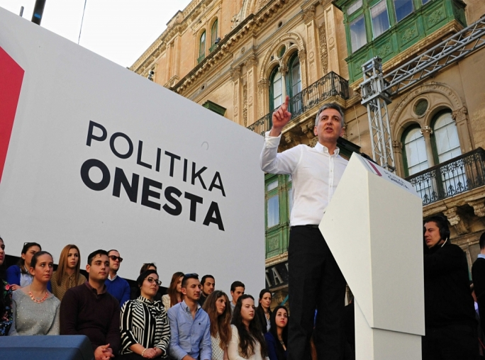 Honest politics delivers its payback for Simon Busuttil, who has made an unprecedented jump in trust ratings