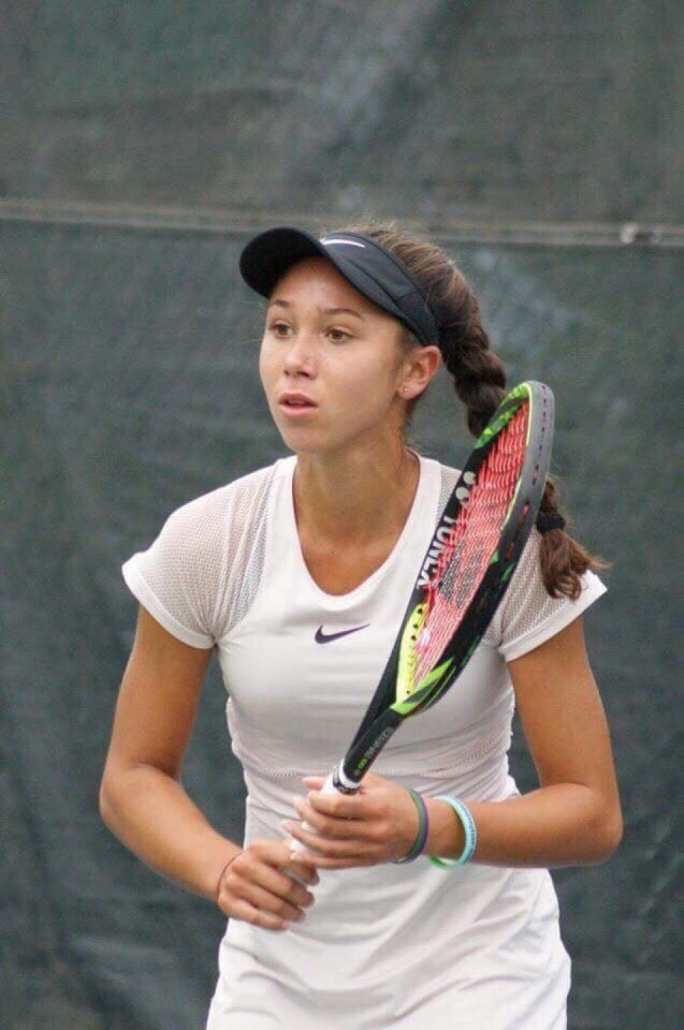 Francesca Curmi has done well in previous tournaments and has climbed the ranks quite noticeably