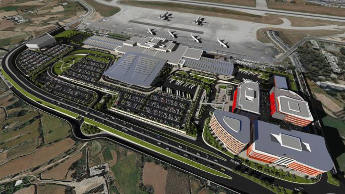 In line with the trend that is seeing airports move away from serving solely as passageways to the world, the company will also continue evolving the surrounding airport campus