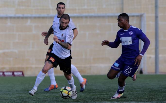 BOV Premier League | Ħamrun Spartans 1 – St Andrews 1
