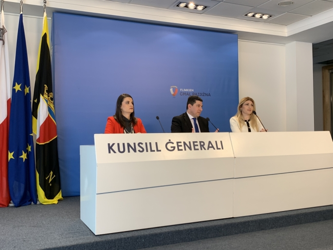 PN secretary general won't speculate on possibility of losing third MEP seat