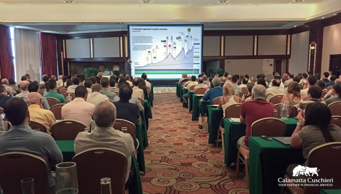 Calamatta Cuschieri's investment seminar a great success