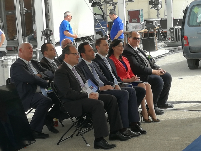 The PN's election candidates for Gozo attended the manifesto launch