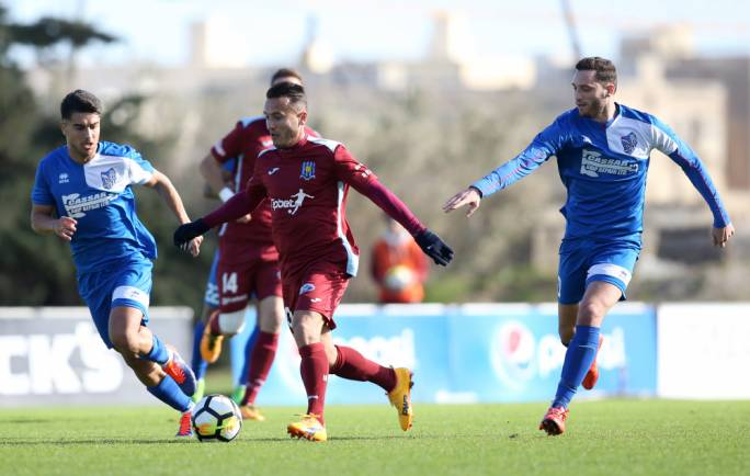 BOV Premier League | Gżira United 3 – Tarxien Rainbows 1