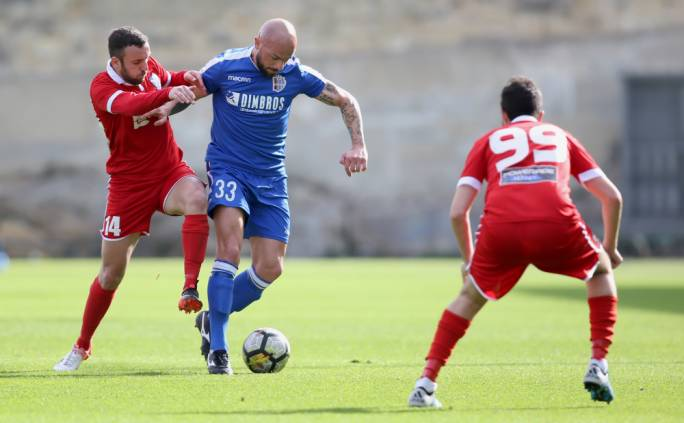 BOV Premier League | Tarxien Rainbows 0 – Mosta 1