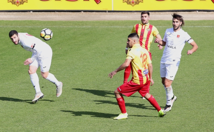 BOV Premier League | Valletta 3 – Senglea 3