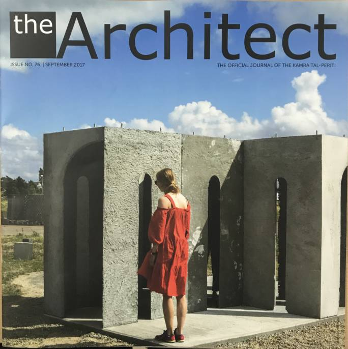 The Architect, Official Magazine Of Maltau0027s Chamber Of Architects, Free  With MaltaToday