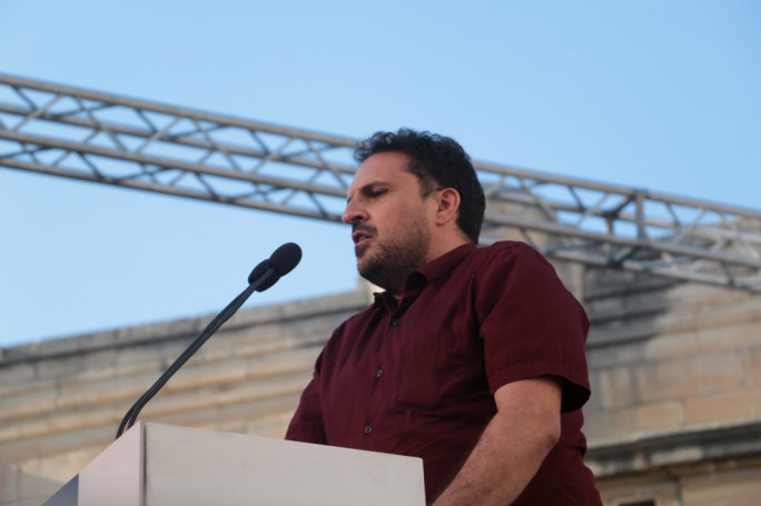 Michael Briguglio said Simon Busuttil is a leader with a social conscience