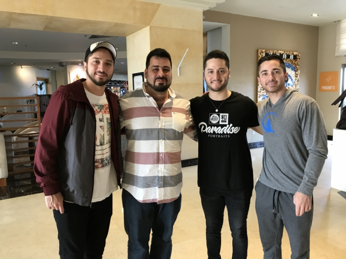 Boyce Avenue joins Quizando as global development kicks off