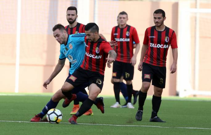 BOV Premier League | Lija Athletic 1 - Ħarmun Spartans 5