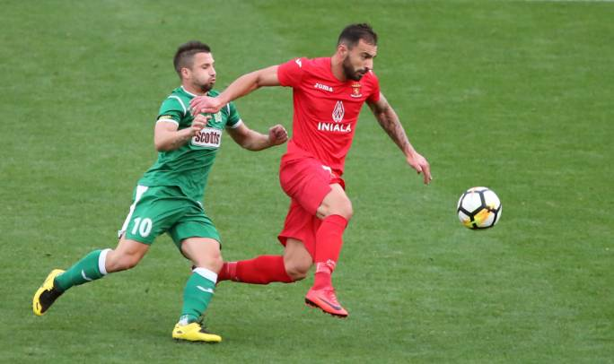 BOV Premier League | Valletta 1 – Floriana 0