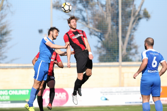 Hamrun beat Swieqi to go through to the next round