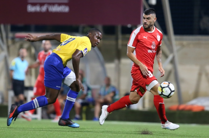 BOV Premier League | Valletta 2 – Sta Lucia 3