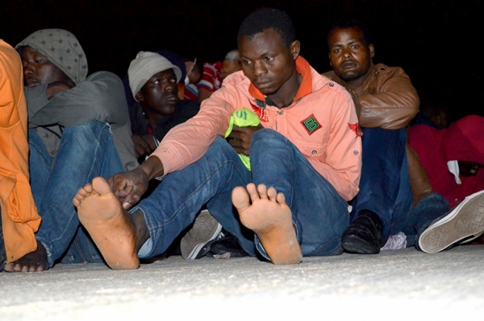 More than 1,000 migrants, fives bodies picked up from Mediterranean