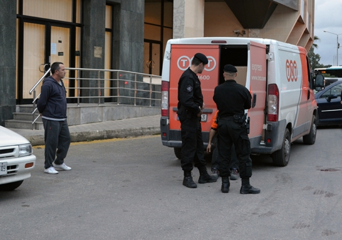 (UPDATED) Pedestrian run over by van in Mriehel