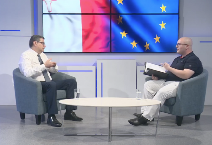 Delia says PN wants to help 7000 families 'forgotten' by the government