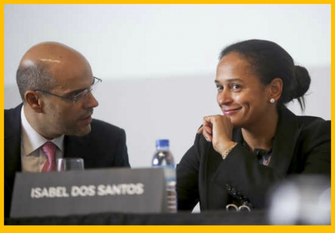 How African billionaire Isabel Dos Santos cropped up in Panama Papers