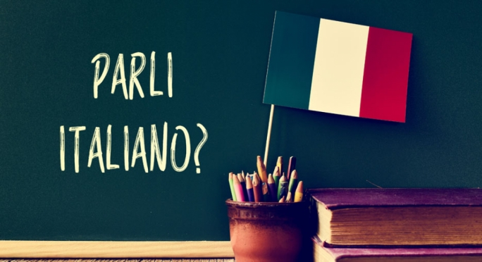 Italian was by far the most preferred foreign language of choice for secondary school students