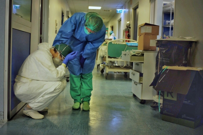 Italy has become the world's new coronavirus epicentre. It's health system has been overwhelmed