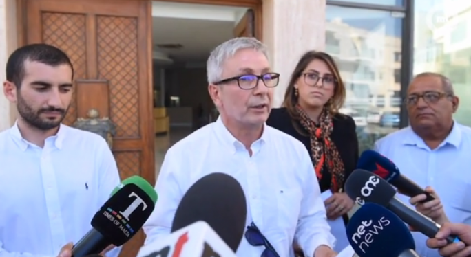 Ivan Bartolo does not rule out future PN leadership bid