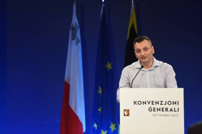 Alfred Sant 'was right' on political parties and council elections, PN MP says