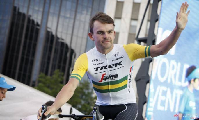Former rider Jack Bobridge has been charged by police in Perth