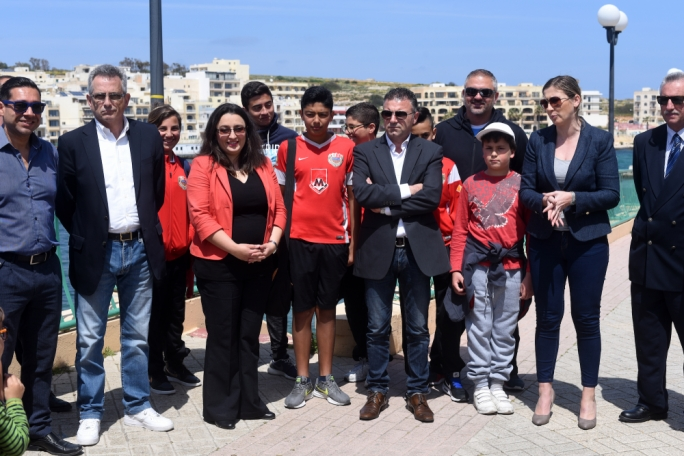 Marsaskala Sports Club quells residents' concerns on impact of new waterpolo pitch