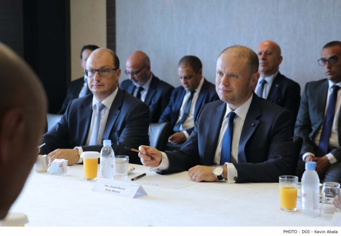 Prime Minister Joseph Muscat is currently leading a trade delegation to Japan