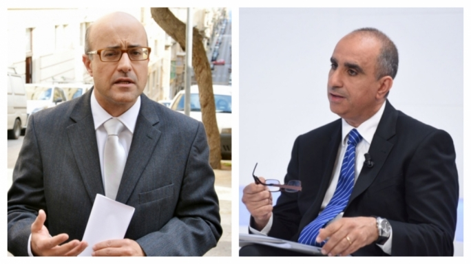 Jason Azzopardi and Pierre Portelli: Twitter war on a Times editorial
