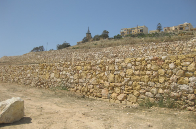 ERA shoots down Portelli's attempt to regularise Nadur walls
