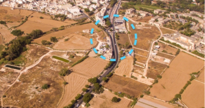 Rabat road petrol pump set for refusal