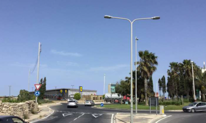 Photomontages reveal extent of Zebbug Lidl's penetration outside development zones